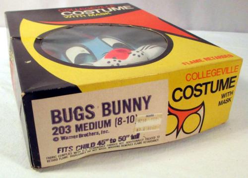 Bugs bunny costume bidzilla! 5