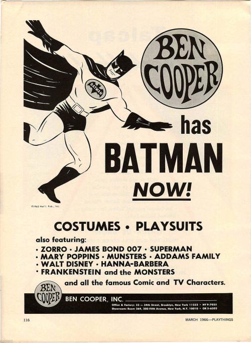 Ben cooper 1965 gdawg