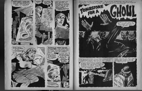 Horror Tales v2-3