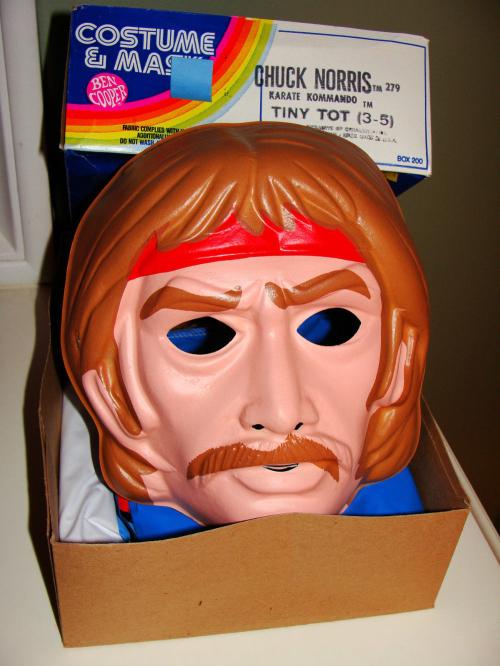 Chuck norris costume johnnychilln 1