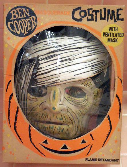 Ben cooper mummy costume 1