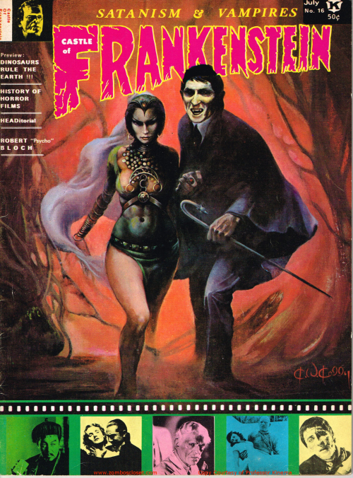 Castle of Frankenstein 16