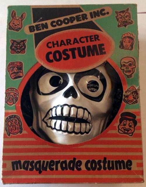 Ben cooper skeleton packaraticus 1