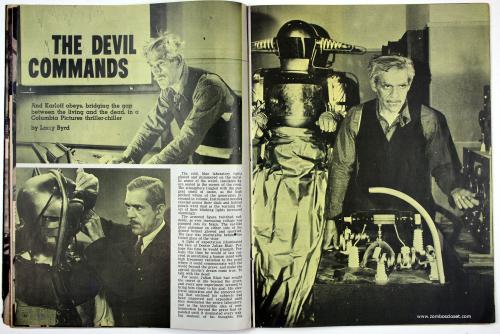 Fantastic Monsters of the Films v1-3001
