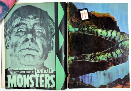 Fantastic Monsters of the Films v1-3001