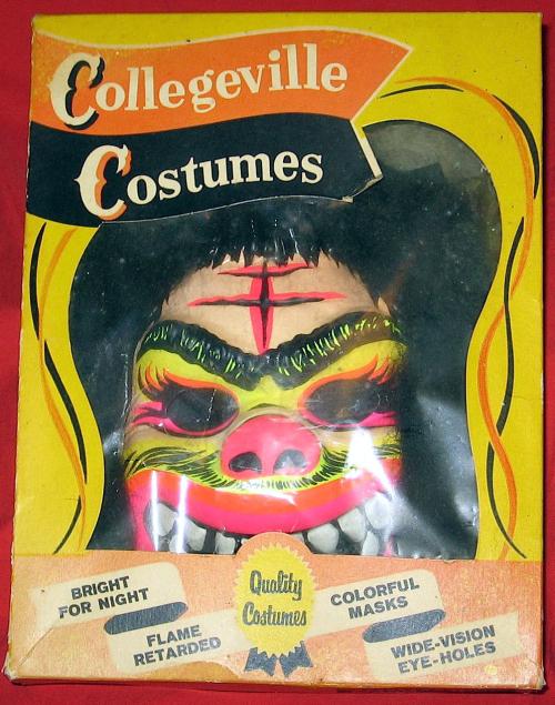 Collegeville gorilla costume squirsula 1
