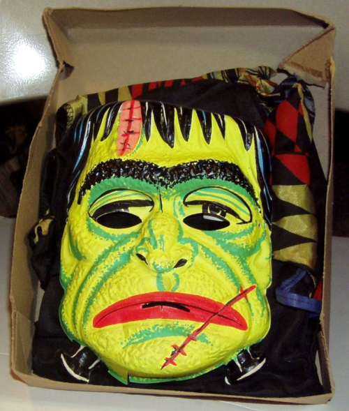 Frankenstein costumes museumoftheodd 2