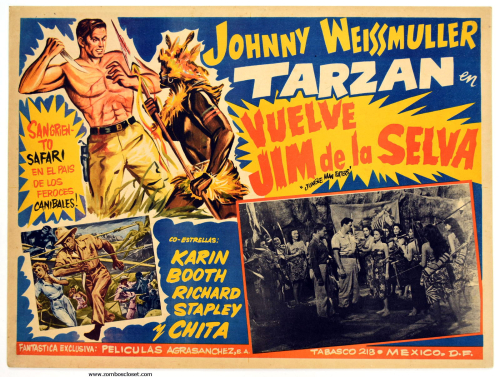 Jungle Jim Lobby Card