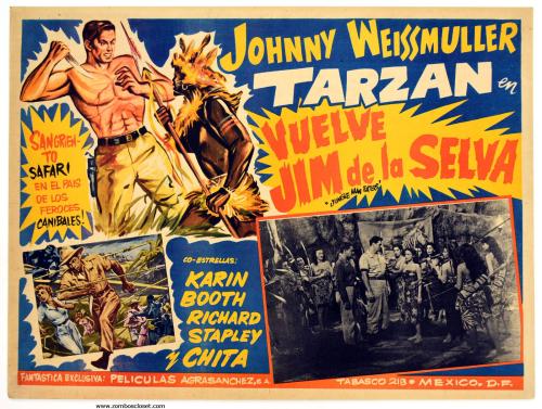 Jungle Jim Lobby Card