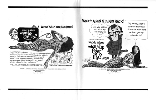 What's Up Tiger Lilly Pressbook12062016