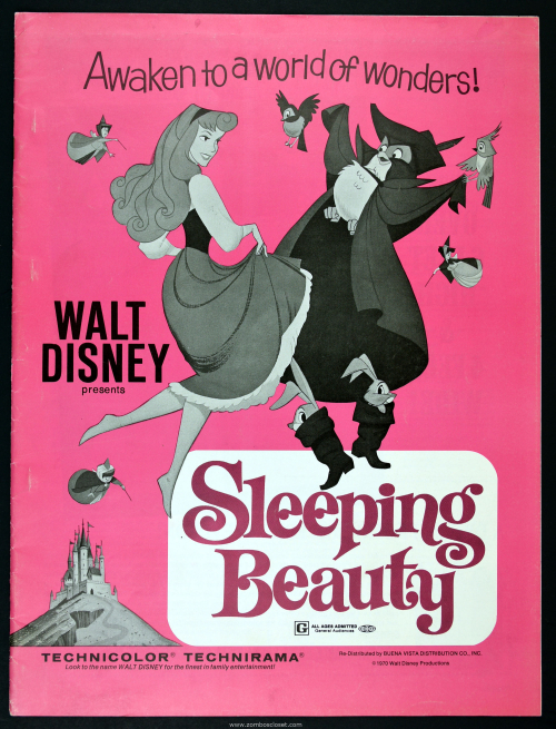 Sleeping Beauty Pressbook 00001
