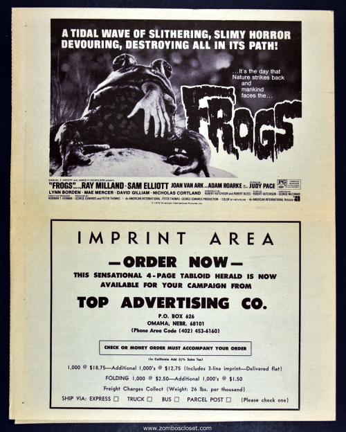 Frogs herald 04