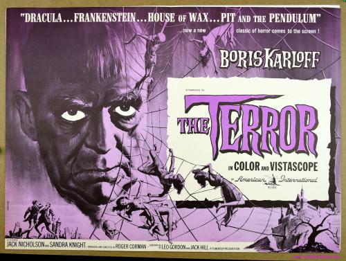The Terror Pressbook 001
