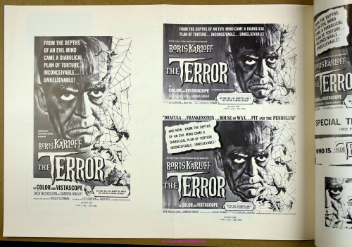The Terror Pressbook 008