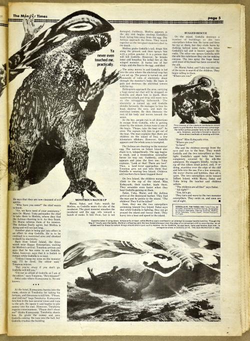 Monster Times 42 000