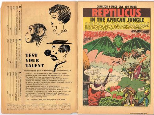 Reptilicus Comic Issue 2_xxx_0001