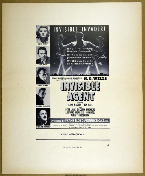 Invisible Agent Pressbook 009