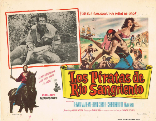 Pirates of Blood River Mexican Lobby Card_0(1)