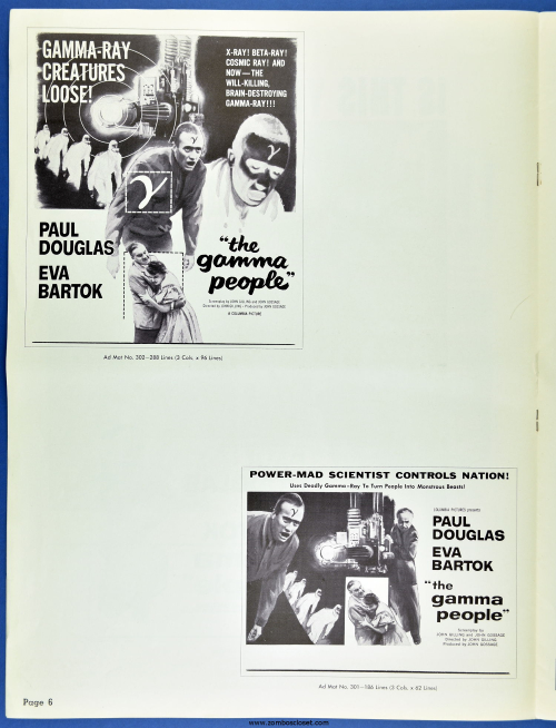 The Gamma People Pressbook 02