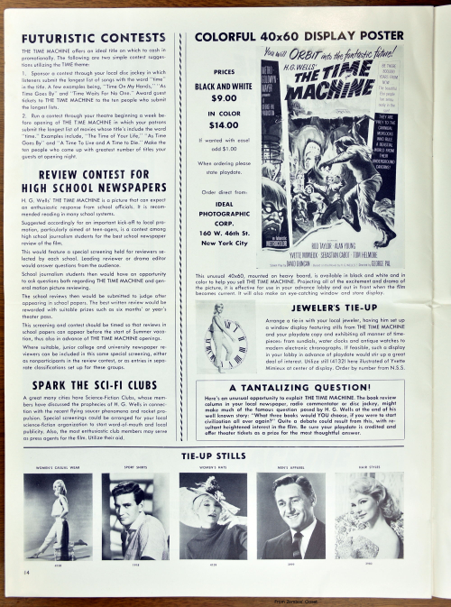 The Time Machine Pressbook 08