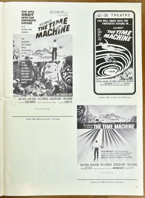 The Time Machine Pressbook 08