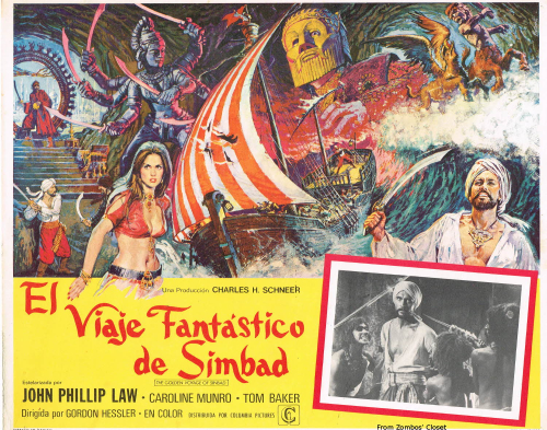 Golden Voyage of Sinbad lobby card_000015