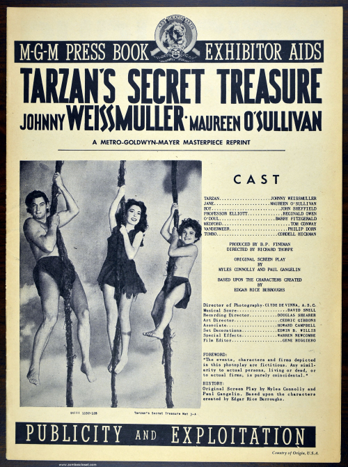 Tarzans Secret Treasure 01