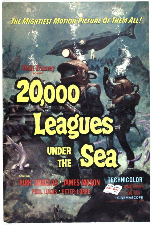 20000 leagues under the sea pressbook 1