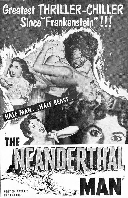 Neanderthal man pressbook1