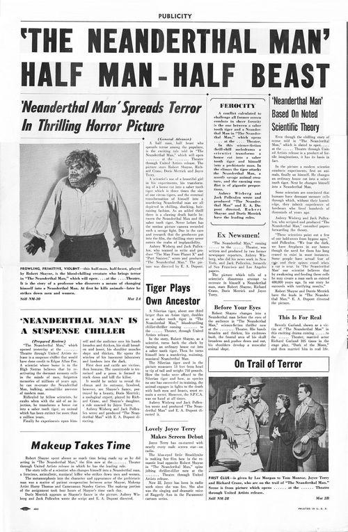 Neanderthal-man pressbook8