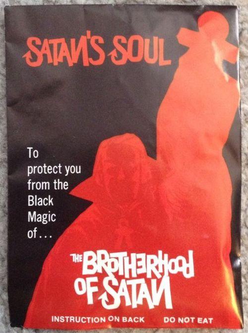 Satan's soul 1