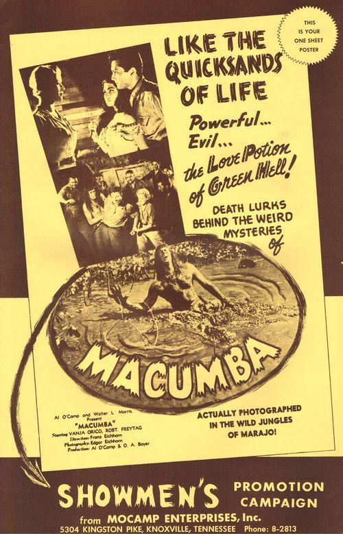 Macumba-pressbook