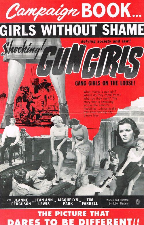 Pressbook-gungirls