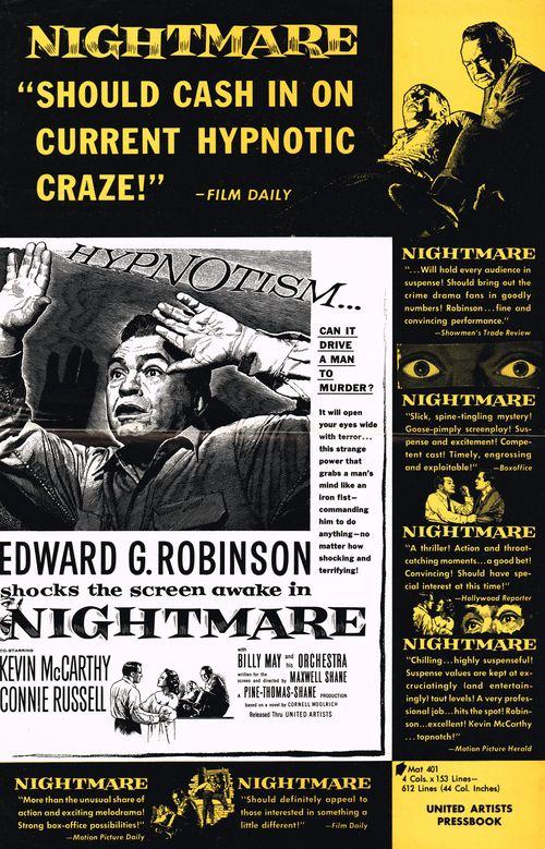 Nightmare pressbook