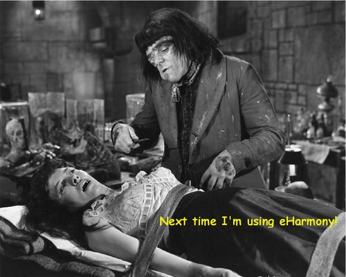 Blood of the vampire humor