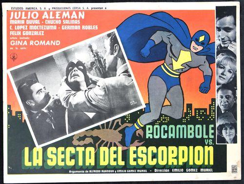 Rocambole vs. La Secta Del Escorpion