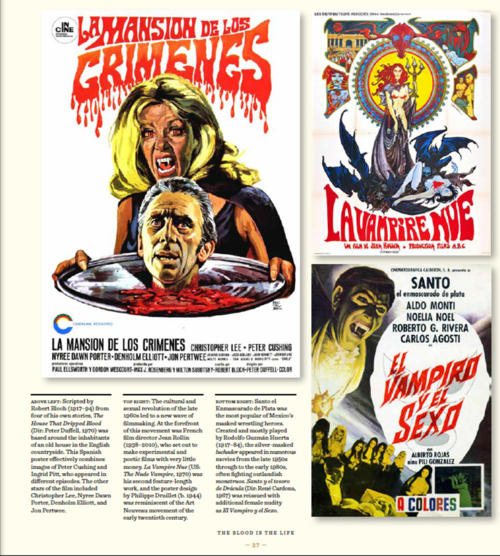 Art of horror: An Illustrated History
