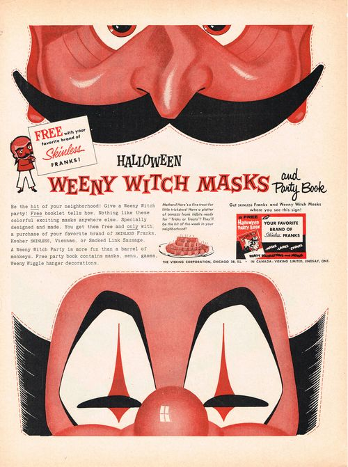 Halloween-ad