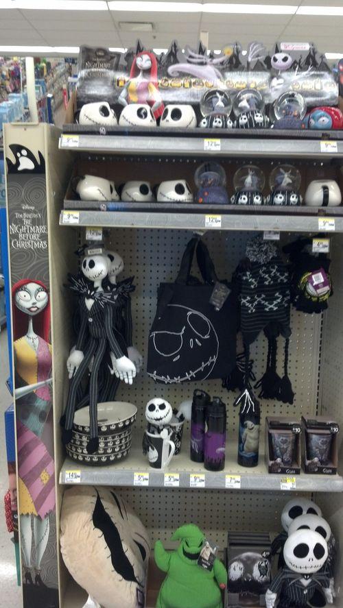 walgreens halloween nightmare before christmas decorations