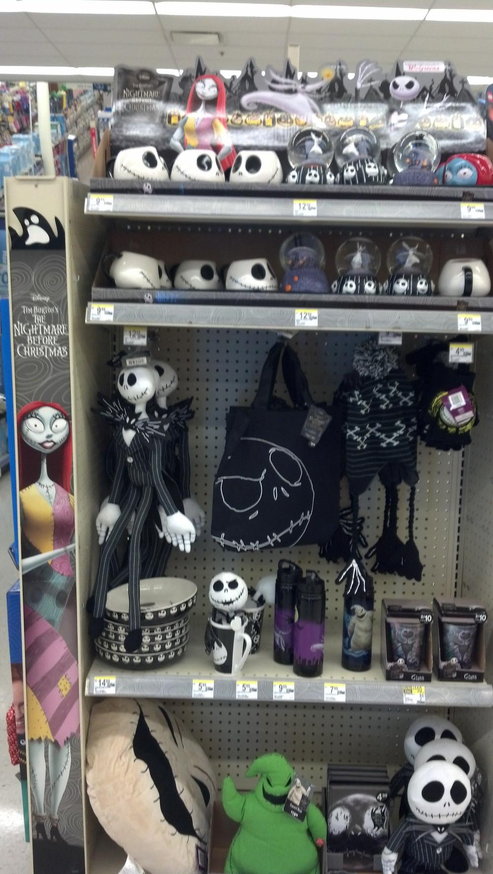 walgreens halloween nightmare before christmas decorations - Walgreens Halloween Decorations