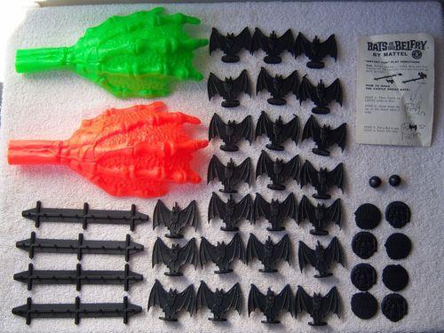 Bats belfry game 2