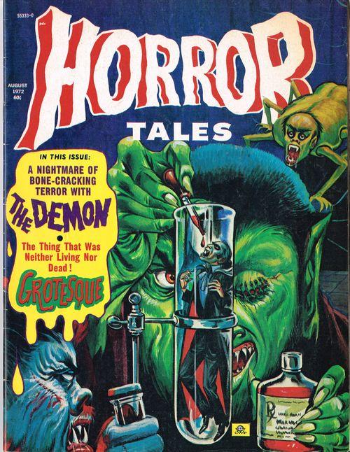 Horror tales v4-5