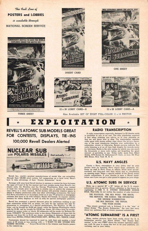 Atomic submarine pressbook_0003