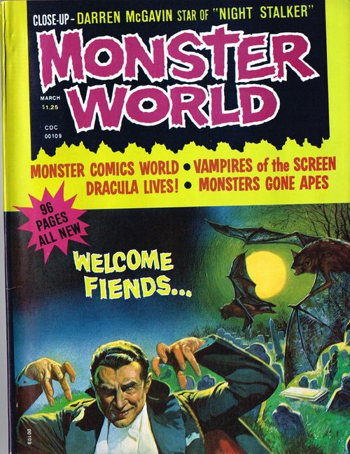 Monster world 1