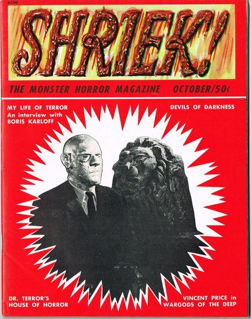 Shriek issue 2