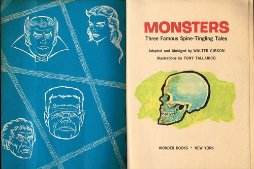Monsters-book