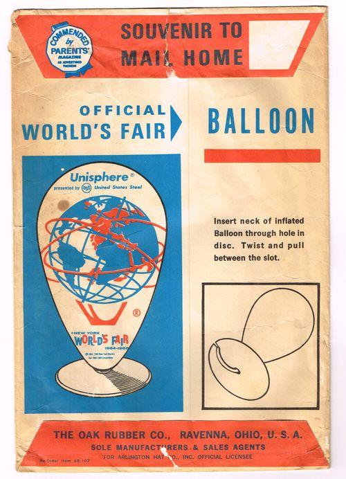 Worlds fair 1963 souvenir_0001