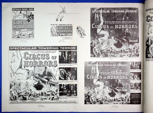 Circus of horrors pressbook 7