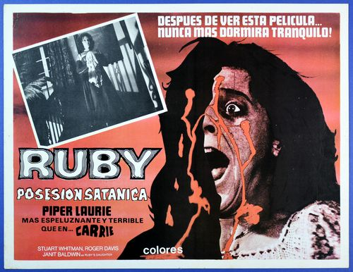 Ruby mexican lobby card