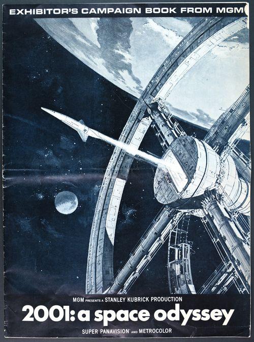 2001 space odyssey pressbook 01